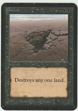 Alpha Sinkhole    MTG    Magic Common @