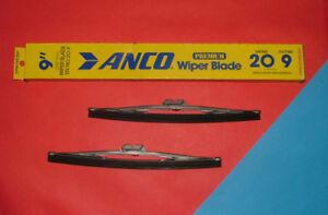 "Anco 9"" Wiper Blades 1936-1947 Hudson (All)"