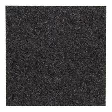 Heavy Duty Carpet Tile Bolero Needle Rug Flooring black (15,16£/1qm)
