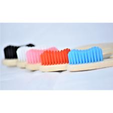 Bamboo Toothbrush  - Biodegradable - Zero Waste - Packs of 2, 4, 6