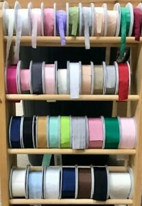 GORGEOUS FAUX SILK RIBBON! By May Arts - sold by the metre