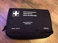 Raro Kit de primeros auxilios de emergencia médica BMW Cooper S D Clubman 1 serie 3 M3 X5
