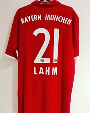*BNWT* 16/17 Bayern Munich Shirt #21 Lahm Size L