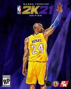 NBA 2K21 MAMBA FOREVER EDITION Bundle ( DIGITAL CODE) PS5