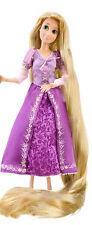 Disney Raiponce entremêlé première édition 2010 poupée Extra longtinsel/paillettes cheveux