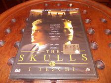 The Skulls. I teschi (2000)  Dvd ..... Nuovo