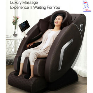 High Luxury Full body massage Automatic Kneading Full Body Massager Chair Care
