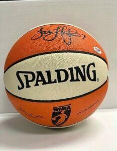 Tina Thompson Signed Official WNBA Basketball PSA/DNA D03412