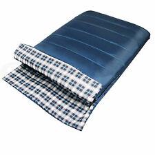 Weisshorn Outdoor Double Sleeping Bag - Navy