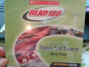 Scholastic Read 180 Stage C Science & Math 8 Teacher Resource HomeSchool