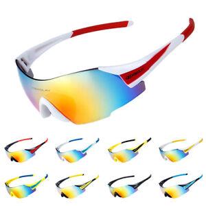 Cycling Glasses Bike Goggles Driving Racing MTB BMX XC Sunglasses UV400 Eyewear