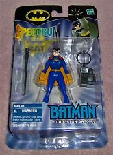 "VINTAGE-2002-HASBRO-DC COMICS-BATMAN-4.5""SPECTRUM OF THE BAT<>GIRL"" FIG.-MIC8+P"