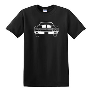 Chevelle SS T-shirt - Chevy Classic Muscle Car