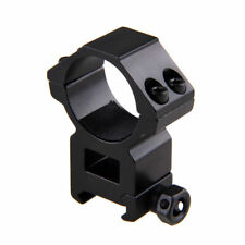 1x High Profile 30mm Ring 21mm Picatinny Weaver Rail Scope Mount For Rifle Scope