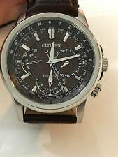 Citizen Calendrier Eco-Drive Men's Watch BU2020-29X