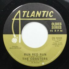 Doo-Wop 45 The Coasters - Run Red Run / Shoppin' For Clothes On Atlantic