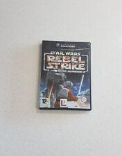 Star wars rebel strike rogue squadron 3 III complet Nintendo Gamecube ⭐OZ SELLER