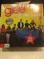 New Glee CD Board Game Factory Sealed Hard to Find