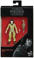 "Star Wars Black Series Resistance Tech Rose (The Last Jedi) 3.75"" Action Figure"