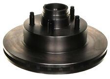 Non-Coated Disc Brake Rotor and Hub Assembly fits 1998-2001 Mazda B2500 B3000 B4