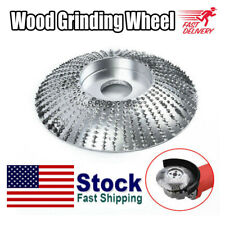 84mm Carbide Wood Sanding Carving Shaping Disc For Angle Grinder Grinding Wheel`