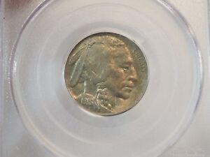 1913 S Type 2 Buffalo Nickel PCGS MS 64 # 1481
