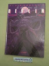 LA DOUBLE LUNE DE BERLIN N°4 ALAIN MOREAU /EDITIONS ANSALDI/BUCQUOY/HERNU/BD