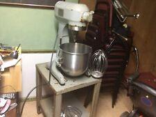 Hobart A-200 20 Quart Dough Bakery Mixer 3 Speed W/ Attachments