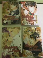 Stepping on Roses Vol. 1,3,8,9 by Rinko Ueda Viz Manga Books. Free Shipping