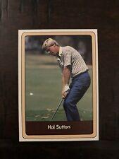 Hal Sutton 1986 Donruss Miller Press Mint Rare Set