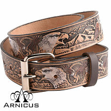 Leather Textured Belts for Women