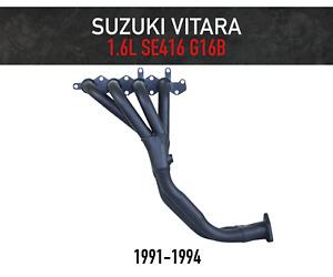 Headers / Extractors for Suzuki Vitara 4WD 1.6L SE416 G16B EFI (1991-1994)