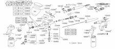 Ricambi e accessori aerografo EVOLUTION Harder & Steenbeck - SCEGLI IL RICAMBIO