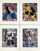 Transformers - Collection - Hand Drawn & Hand Painted Cels