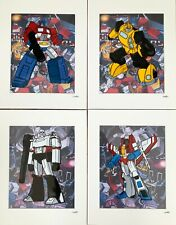More details for transformers - collection - hand drawn & hand painted cels