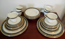 Royal Doulton *Coleridge* 6 Setting English Fine Bone China Dinner Set  H5147