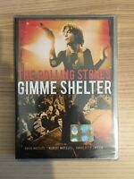 The Rolling Stones _ Gimme Shelter _ DVD _ 2011 SIGILLATO SEALED