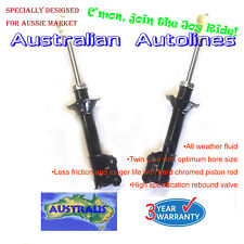 2 Struts Hyundai Excel X3 early models New Rear Shock Absorbers 10/94-05/97