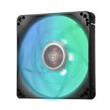 Silverstone SST-FW124-ARGB 120mm x 120mm x 15mm Slim 15mm ARGB PWM Fan