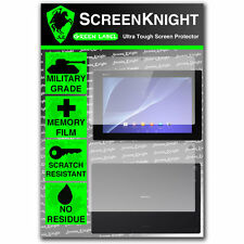 ScreenKnight Sony Xperia Z2 Tablet FULL BODY SCREEN PROTECTOR invisible Shield
