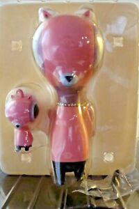 "Arkski  Mom& Toddler  Nathan Jurevicius StrangeCo Designer Toy 6"" ed of 750 2008"