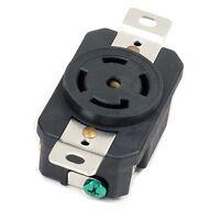 NEMA L21-30R Locking Generator socket 30A  3фY120V/208V