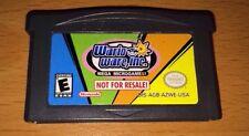 Wario Ware Inc Mega Microgame$ NOT FOR RESALE (Nintendo GameBoy Advance, 2003)