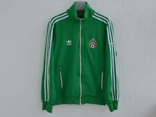 Adidas Mexico 1986 FIFA World Cup Track Jacket Mens Size M Retro Stripes