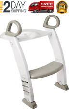 Potty Training Seat Toilet,Step Stool Ladder Baby Trainer Portable,Toddler Kids