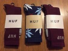 Huf Men's Socks Lot Of 3 One Size