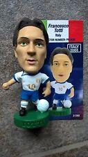 Francesco Totti Italy PRO836 Loose Corinthian Prostars Figure & Card