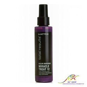 Matrix Total Results Color Obsessed Perfecting Spray 125ml (Miracle Treat 12)