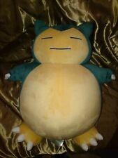 Pokemon Centre London Exclusive Jumbo Snorlax Plush - Brand new - Very Rare