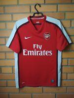 Arsenal Jersey 2008 2010 Home S Shirt Nike Football Soccer Trikot Maglia